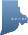 Rhode Island state approved logo Department of Health water operator certification