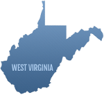 West Virginia state approved logo DHHR water operator certification